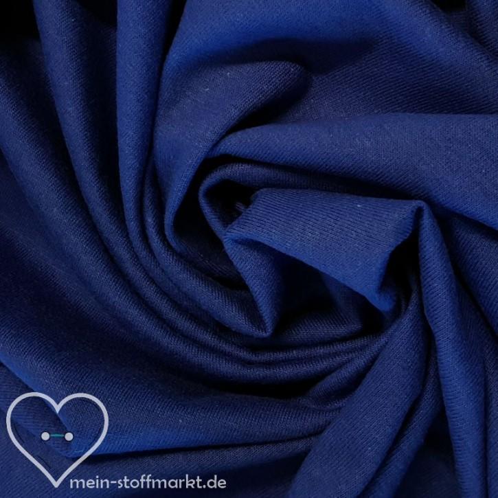 Singlejersey 100% Baumwolle  155g/m² Blau 0,25m (150089)