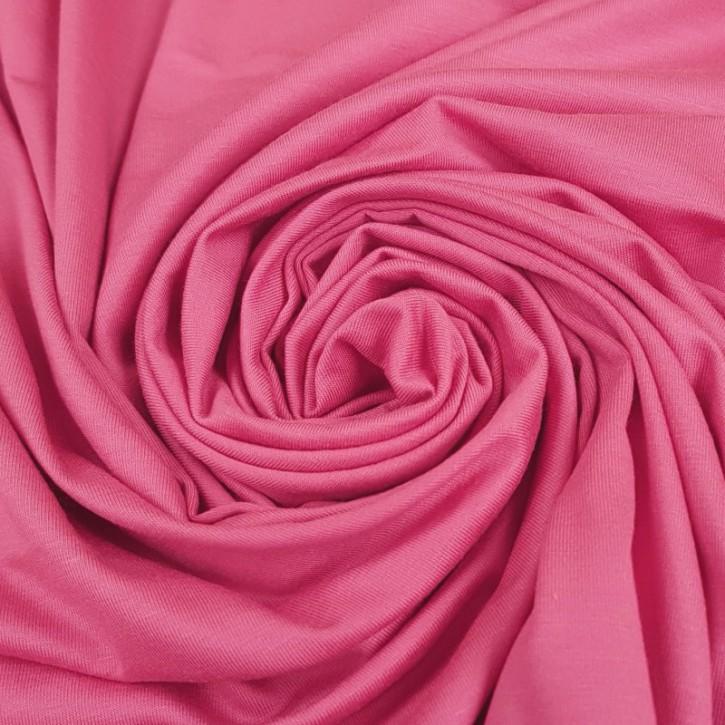 Baumwolljersey mit Modal 150g/m² Rosa 0,25m (356041)