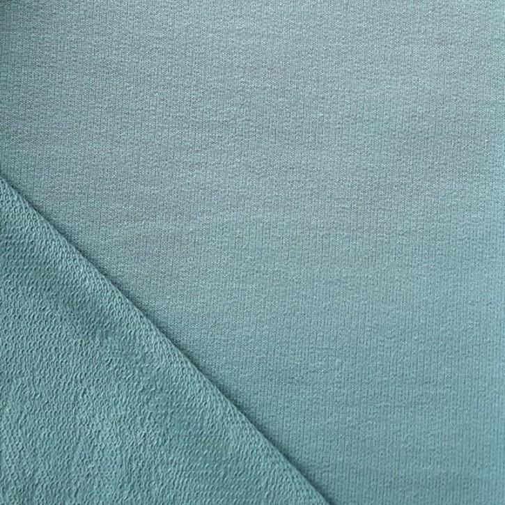 Sweat Baumwolle/Elastan 180g/m² Hellblau 0,25m (358147)