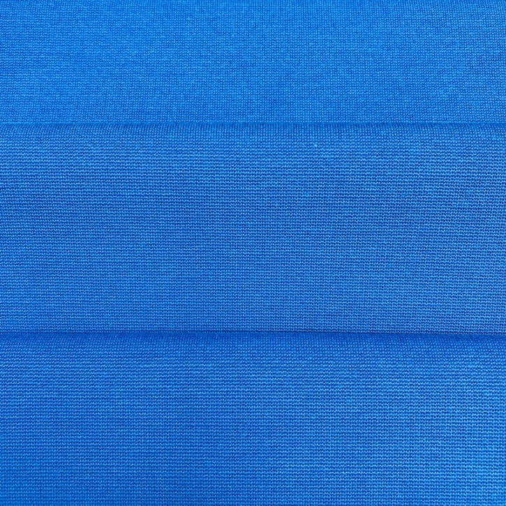 Interlock Romanit Viskose PA Elastan 320g/m² Blau 0,25m (462052)