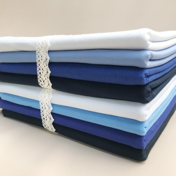 Ü-Stoffpaket Jersey 100% Baumwolle >100cm Jungs