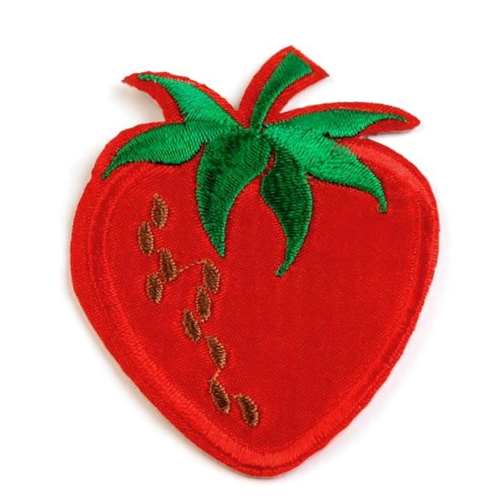 Aufbügler Erdbeere