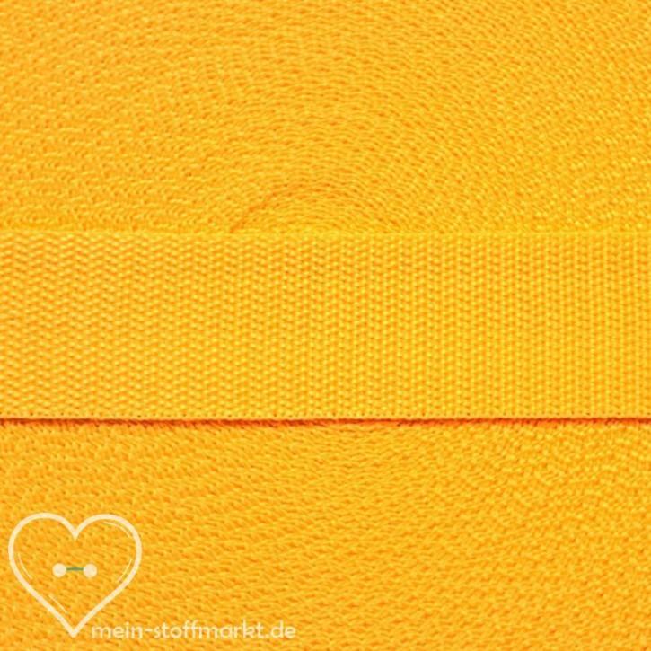 Gurtband Apricot 30mm x 2m
