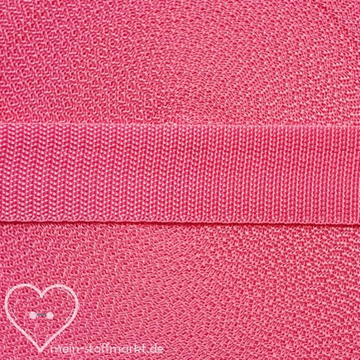 Gurtband Pink Lemonade 30mm x 2m