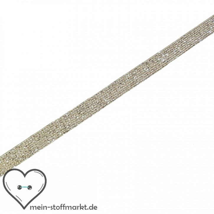 Kordel Silber 10mm x 3m