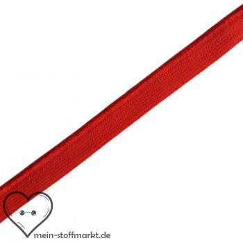 Elastisches Paspelband Rot 2m