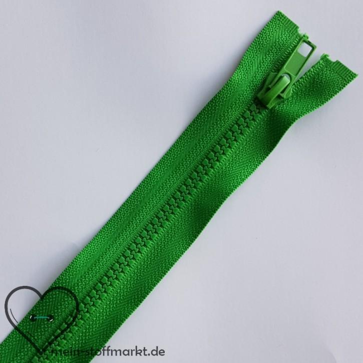 Reißverschluss teilbar 30cm Hellgrün