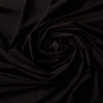 Viskosejersey mit Elastan 230g/m² Schwarz 0,25m (368009)