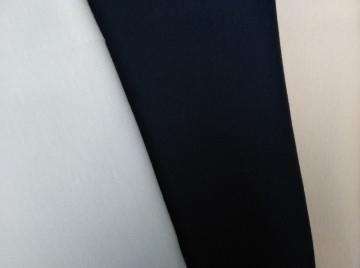 Stoffpaket Baumwollinterlock Hellgrau/Dunkelblau/Hellblau 3x1m