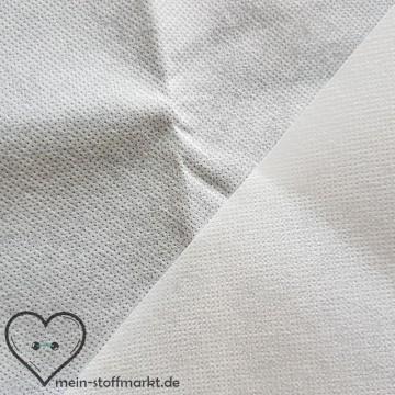 Bügelvlies weiß 90x100cm 80g/m²