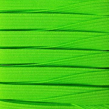 Gummiband 7mm x 5m Neongrün
