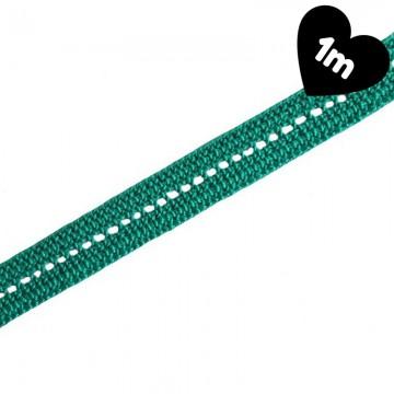Häkelband Türkis 10mm x 1m