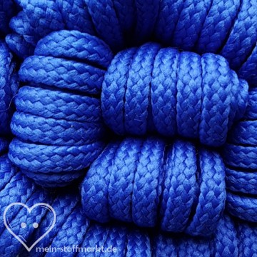 Kordel PES 4mm x 3m Royalblau